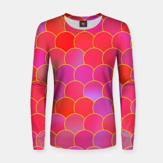 Blobs Pattern ypr Women sweater thumbnail image