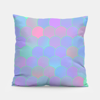 Blobs Pattern ti Pillow thumbnail image