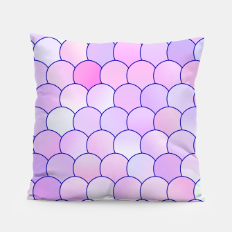 Blobs Pattern lp Pillow miniature