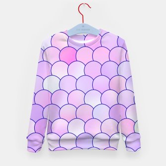 Thumbnail image of Blobs Pattern lp Kid's sweater, Live Heroes