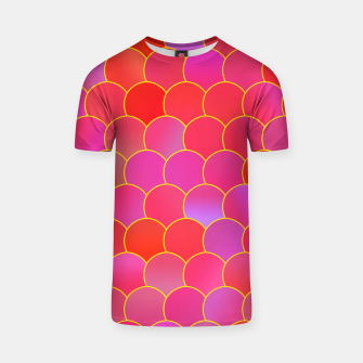 Thumbnail image of Blobs Pattern ypr T-shirt, Live Heroes