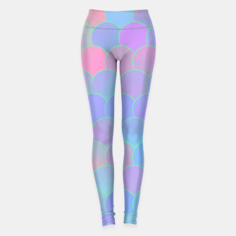 Thumbnail image of Blobs Pattern ti Leggings, Live Heroes