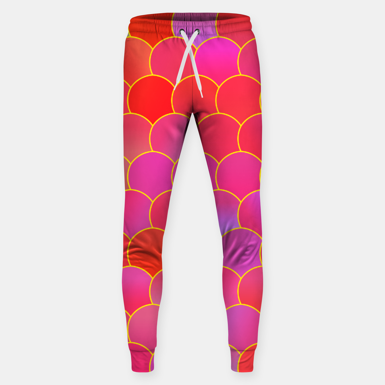Image of Blobs Pattern ypr Sweatpants - Live Heroes