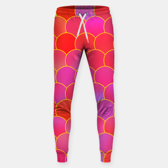Blobs Pattern ypr Sweatpants miniature
