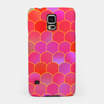 Blobs Pattern ypr Samsung Case miniature