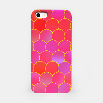 Miniatur Blobs Pattern ypr iPhone Case, Live Heroes