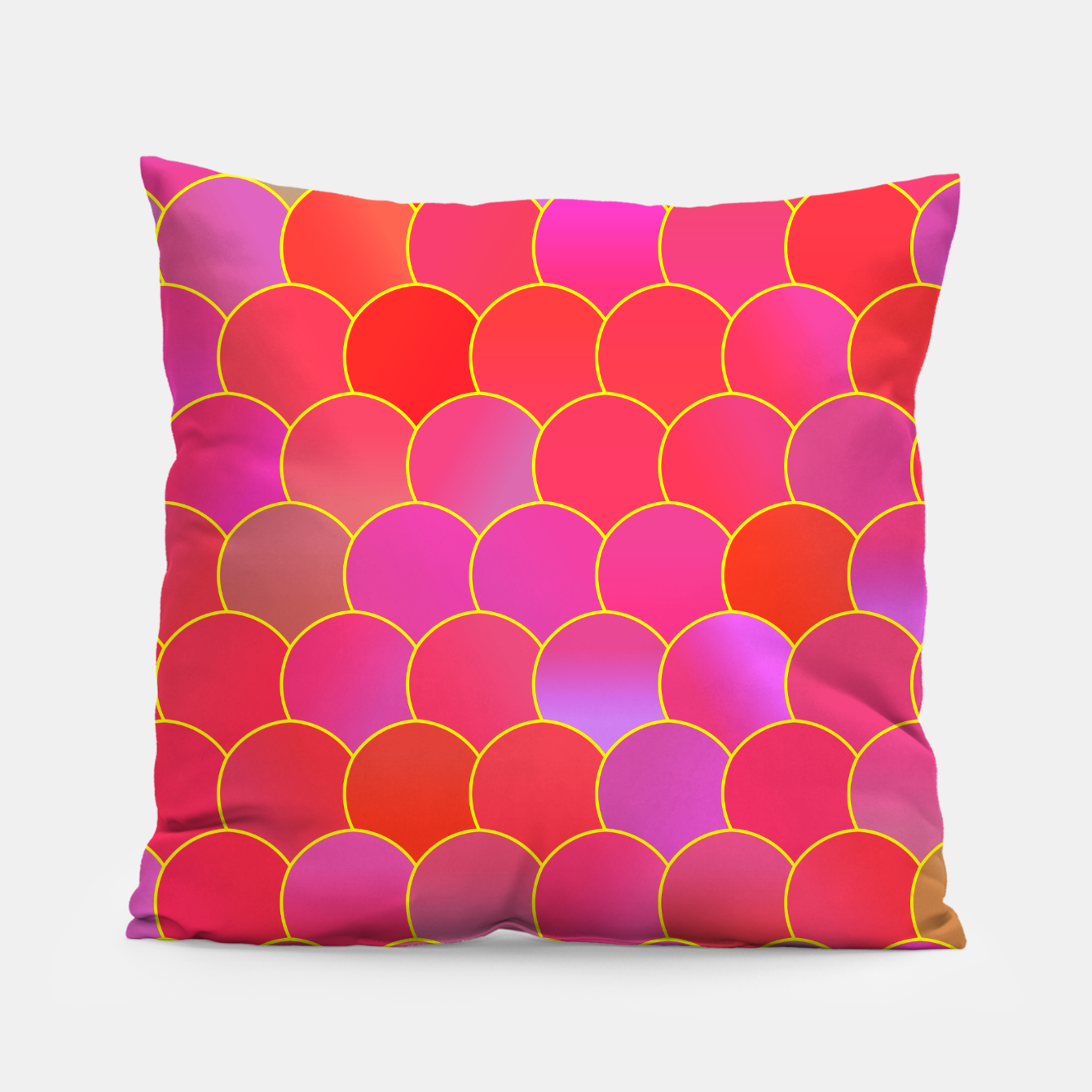 Image of Blobs Pattern ypr Pillow - Live Heroes