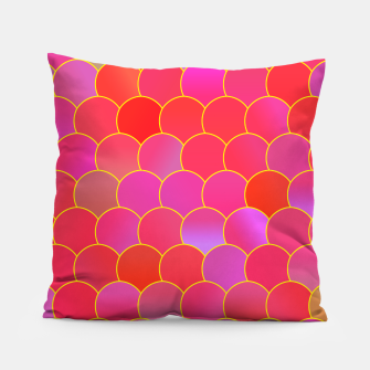 Blobs Pattern ypr Pillow thumbnail image
