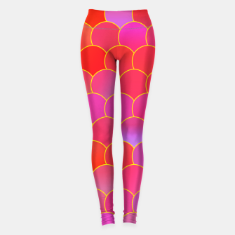 Thumbnail image of Blobs Pattern ypr Leggings, Live Heroes