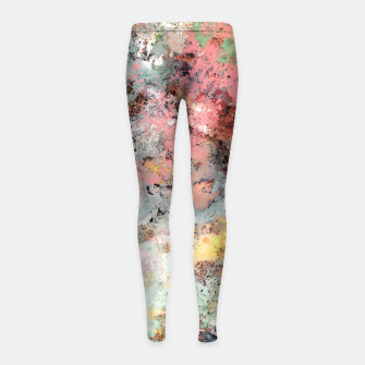 Thumbnail image of A reliable answer Girl's leggings, Live Heroes