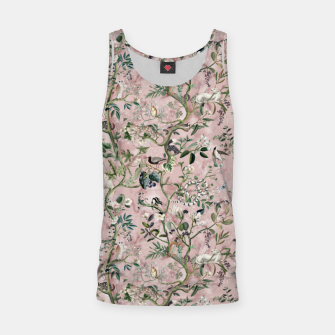 Thumbnail image of Wild Future pink Tank Top, Live Heroes