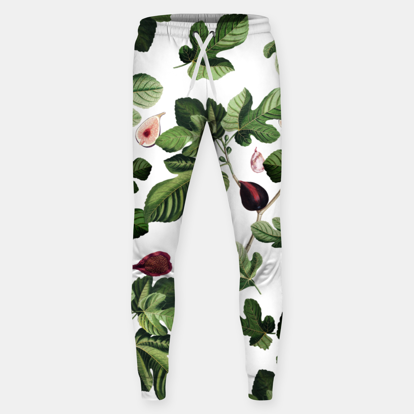 Image of Figs white Sweatpants - Live Heroes