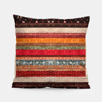 Thumbnail image of Bohemian Traditional Moroccan Style Pillow, Live Heroes