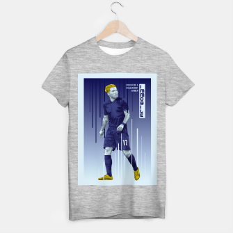 Thumbnail image of Golden Booters Immobile Away Variant T-shirt regular, Live Heroes