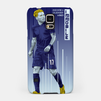 Thumbnail image of Golden Booters Immobile Away Variant Samsung Case, Live Heroes