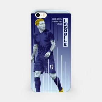 Thumbnail image of Golden Booters Immobile Away Variant iPhone Case, Live Heroes