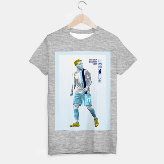 Thumbnail image of Golden Booters Immobile T-shirt regular, Live Heroes