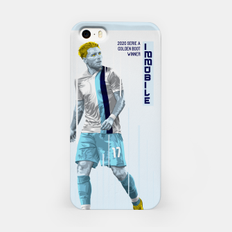 Thumbnail image of Golden Booters Immobile iPhone Case, Live Heroes