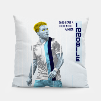 Thumbnail image of Golden Booters Immobile Pillow, Live Heroes