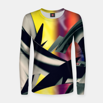 Thumbnail image of Insecto Women sweater, Live Heroes