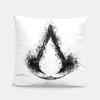 assassin's creed valhalla Pillow thumbnail image