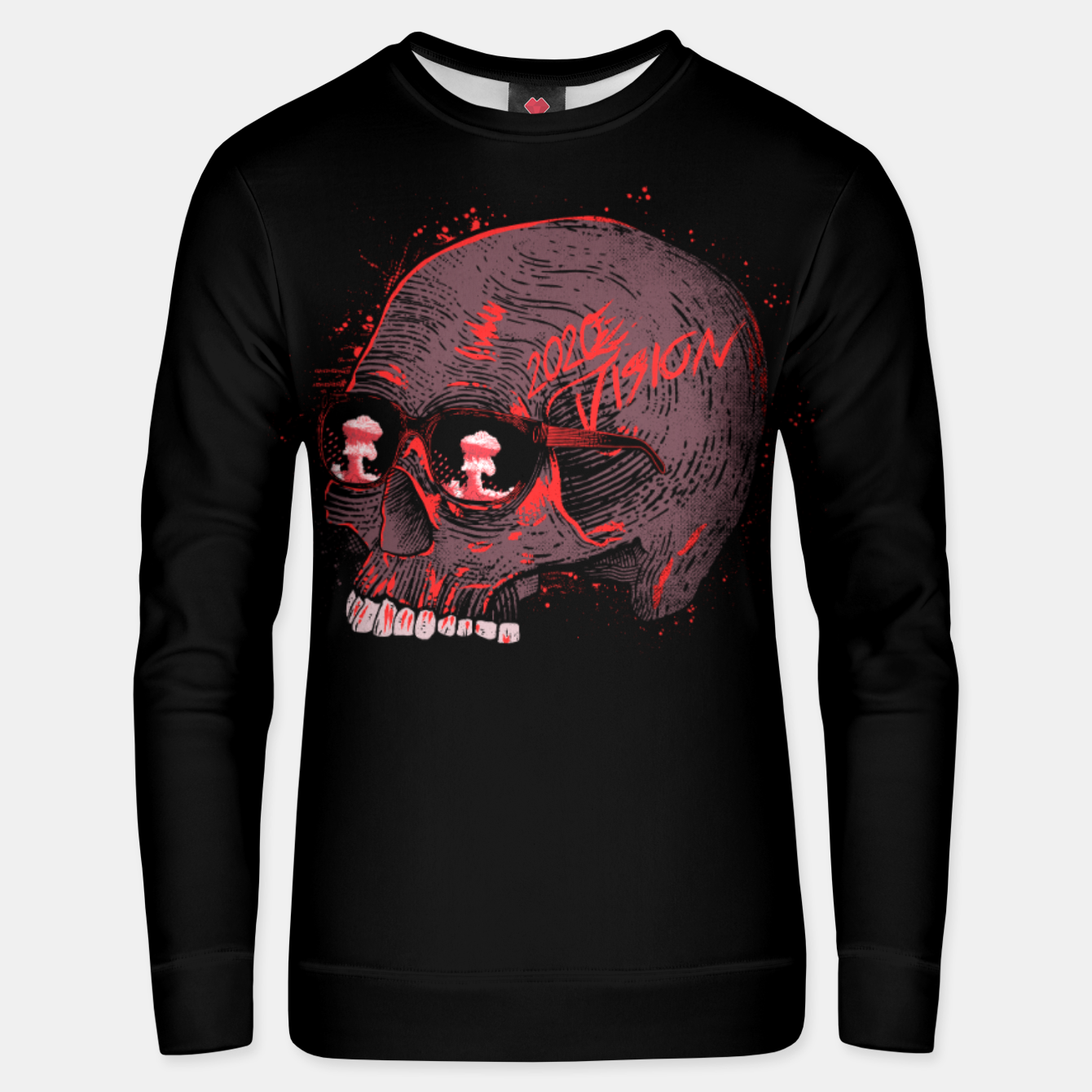 Image of 2020 Vision Unisex sweater - Live Heroes
