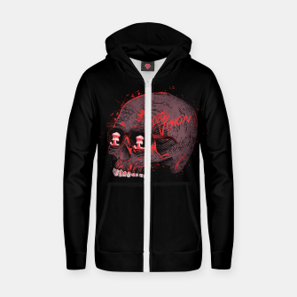 Thumbnail image of 2020 Vision Zip up hoodie, Live Heroes