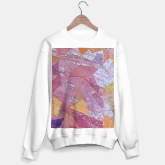Miniaturka Watercolor#1 Sweatshirt regulär, Live Heroes