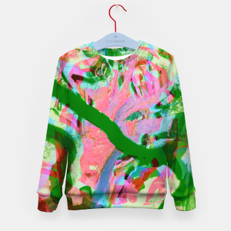 Thumbnail image of FRee flow  Kid's sweater, Live Heroes