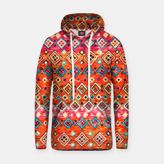 Thumbnail image of Bohemian Traditional Moroccan Style Illustration Hoodie, Live Heroes