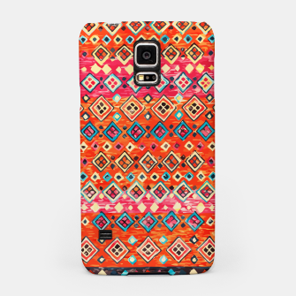 Thumbnail image of Bohemian Traditional Moroccan Style Illustration Samsung Case, Live Heroes