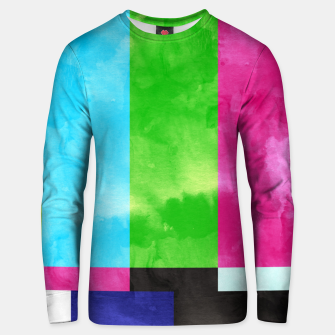 Thumbnail image of No Signal Unisex sweater, Live Heroes