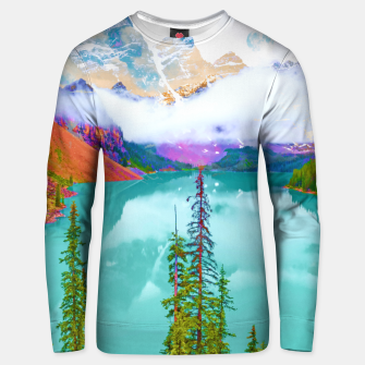 Thumbnail image of Vivid Dream Unisex sweater, Live Heroes