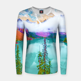 Thumbnail image of Vivid Dream Women sweater, Live Heroes