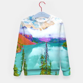 Thumbnail image of Vivid Dream Kid's sweater, Live Heroes