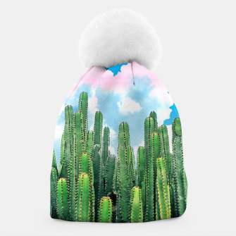 Thumbnail image of Cactus Summer Beanie, Live Heroes