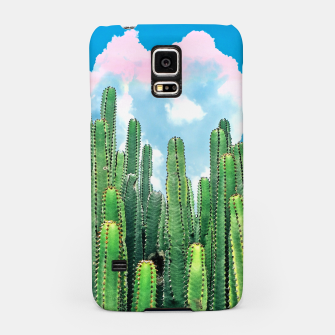 Thumbnail image of Cactus Summer Samsung Case, Live Heroes