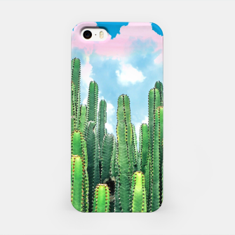 Miniatur Cactus Summer iPhone Case, Live Heroes