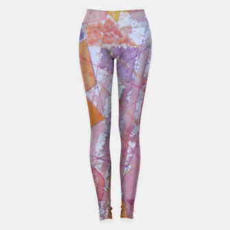 Miniaturka Watercolor#1 Leggings, Live Heroes