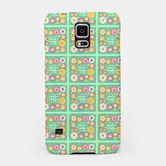 Miniature de image de Fuck This Shit - with cuteness Samsung Case, Live Heroes