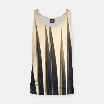 Thumbnail image of Palm leaf soft colors photography Tank Top, Live Heroes