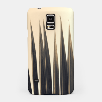 Thumbnail image of Palm leaf soft colors photography Samsung Case, Live Heroes
