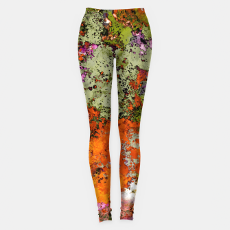 Thumbnail image of Guessing game Leggings, Live Heroes