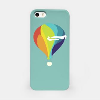 Thumbnail image of Freedom in the sky iPhone Case, Live Heroes