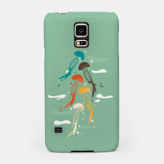 Miniature de image de Jellyfish ascend the sky Samsung Case, Live Heroes