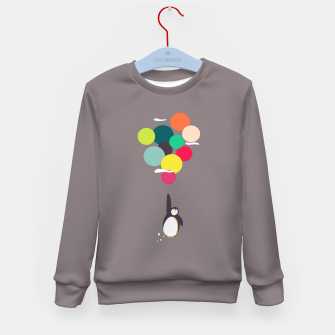 Thumbnail image of Need ICE ( Alternative Version ) Kid's sweater, Live Heroes