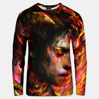 Thumbnail image of last lady Unisex sweater, Live Heroes