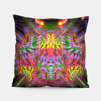 Thumbnail image of Menstrual Mind Flame Pillow, Live Heroes