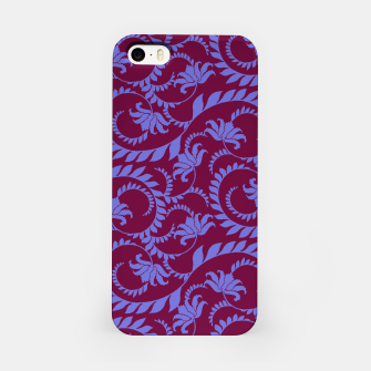 Miniatur FLORAL DESIGN 157 iPhone Case, Live Heroes