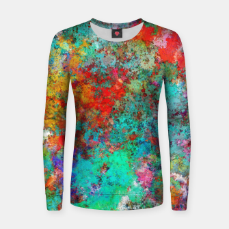 Thumbnail image of Mixer Women sweater, Live Heroes